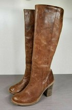 Timberland 'Marge' Tall Boot, Dark Russet Vintage Leather, Womens Size 6 M - $109.19