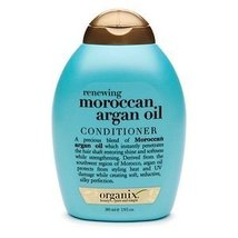 OGX Renewing Argan Oil of Morocco Conditioner, (1) 13 Ounce Bottle, Paraben Free - $15.70
