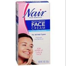 Nair Moisturizing Face Cream Hair Remover 2 oz (Pack of 12) - $95.95