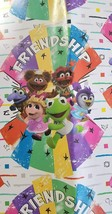 Baby Muppets Wrapping Wrap Paper 2-Sheets Party Gift Decoration Birthday - $18.76