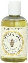 Burt's Bees Mama Bee Nourishing Body Oil with Vitamin-E, 4 Fluid Ounce Gift, Bab - $17.81