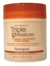Neutrogena Clean Replenishing Deep Recovery Hair Mask, 6 oz - $15.44