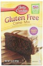 Betty Crocker Gluten Free Cake Mix Devil's Food 15.0 oz Box - $18.07