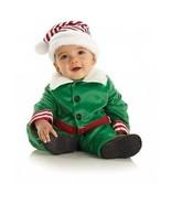 Underwraps Elf Holiday Santa Claus Christmas Xmas Toddler Baby Costume 2... - $25.46