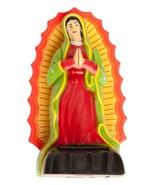 Solar Powered Dancing Virgin Guadalupe - $3.99