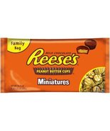 Hershey Reese's Peanut Butter Cup Minis Candy, 19.75-Ounce (Pack of 3) - $51.38