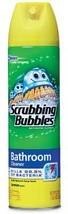 S C Johnson Wax 24705 22 oz Lemon Scrub Bubble multipurpose cleaners - $16.68