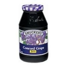 Smucker's Concord Grape Jam 32 oz (Pack of 12) - $92.88