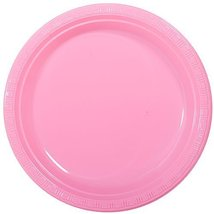 Candy Pink Paper Party Tablware Kit - $49.06