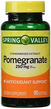 Spring Valley Pomegranate Dietary Supplement 90 ct - $17.72