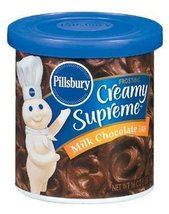 Pillsbury Creamy Supreme Milk Chocolate Frosting 16 oz - $11.28