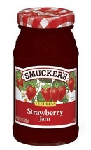 Smucker's  Seedless Strawberry Jam, 18-Ounce (Pack of 6) - $47.48