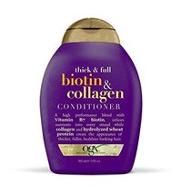 Ogx Conditioner Biotin & Collagen 13 Ounce (384ml) (3 Pack) - $35.59