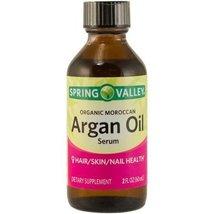 Spring Valley Argan Oil Serum, 2 fl oz - $16.31