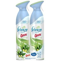 Febreze Air Effects Gain Scent, 2-Count (Pack of 2) - $31.64