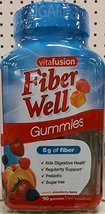 Vitafusion Fiber Well Gummies, 90 Count - $28.90