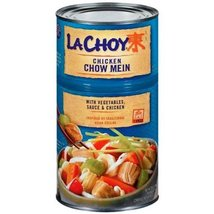 La Choy Chicken Chow Mein Dinner 2 Pack, 42-Ounce (Pack of 6) - $64.30