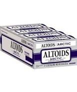 ALTOIDS Arctic Peppermint Mints, 1.2-Ounce Tin (Pack of 8) - $27.27
