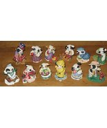 Mary's Moo Moos Months of the Year 12 Piece Set January Through December - $190.50