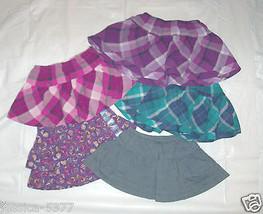 Infant Toddler Girls Childrens Place Skorts Skirts Various Patterns & Si... - $9.99
