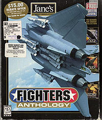 Primary image for JANE`S FIGHTERS ANTHOLOGY