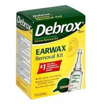 Debrox Ear Wax Removal W/ Size .5z Debrox Ear Wax Removal W/Bib .5z - $16.25