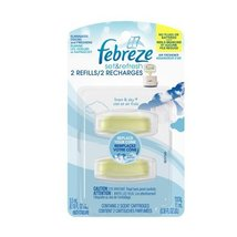Febreze Set and Refresh Plus Refill Linen and Sky Air Freshener, 2 Count... - $85.00