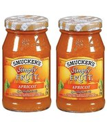Smucker's Simply Fruit Spread - Apricot - 10 oz - 2 ct - $16.82