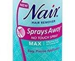 Nair Moroccan Argan Oil Sprays Away, 7.5 oz (Pack of 9)
