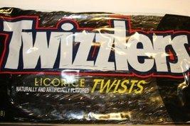 Twizzlers Black Licorice Twists, 16 oz - $10.40