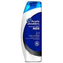 Head and Shoulders Full and Thick 2-in-1 Anti-Dandruff Shampoo + Conditioner 13. - $15.69