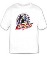 Bud Light Beer Lady Luck T Shirt S M L XL 2XL 3... - $16.99 - $19.99