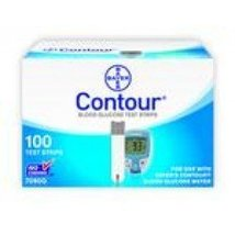 Bayer Contour Test Strips 100 Ct. Retail - $75.99