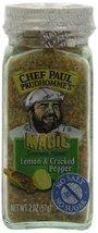 Chef Paul Prudhomme's Magic Seasoning Blends No Salt & No Sugar, Lemon and Cr... - $4.20