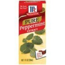 McCormick Pure Peppermint Extract 1 OZ (Pack of 18) - $139.06