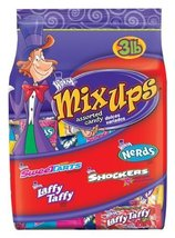 Wonka Mix Ups Stnd Up Bag - 6 Pack - $83.11