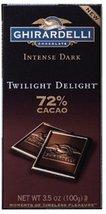 Ghirardelli Chocolate Intense Dark Twilight Delight (pack of 4) - $25.67