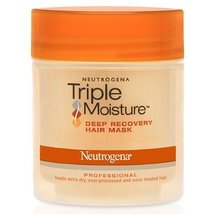 Neutrogena Triple Moisture Deep Recovery Hair Mask, 6 Oz - $30.73