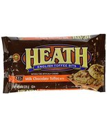 HEATH Milk Chocolate Toffee Bits, 8 Ounce - $154,81 MXN