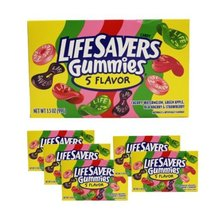 Life Savers Gummi 5 Flavor 3.5 Oz - 6 Packs - $26.09