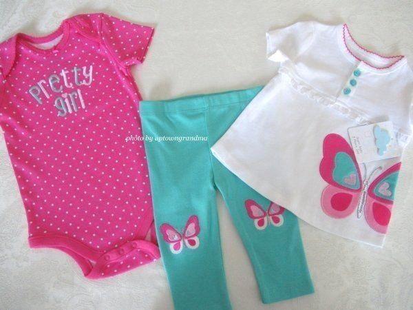 NWT Gymboree Ruffled Bloomers Knit Shorts Newborn Essentials Baby Girl