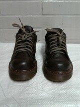 Men's Dr Martens Brown Size 6 / 38 Air Cushion Sole Work Boots  - $34.20