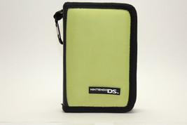 Nintendo DS Square Zippered Canvas Nylon Carry Case bag NEON color - $14.85