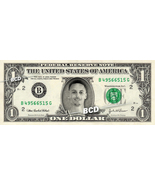 STEPHEN CURRY on REAL Dollar Bill Steph Golden State Warriors NBA Memora... - $7.77