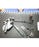 Vintage Hallmark Adler Benedere Sewing Machine 430 Misc Parts - $19.95