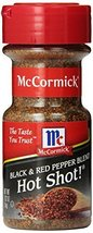 McCormick Hot Shot Pepper Blend, 2.62 oz, Blend of Black and Red Pepper,... - €7,80 EUR