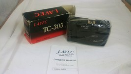 LAVEC TC-305 35MM CAMERA WITH INSTRUCTIONS AND ORIGINAL BOX. - $12.50