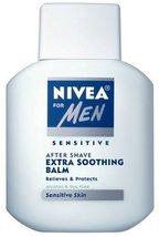 Nivea for Men Sensitive After Shave Extra Soothing Balm, 3.3-Ounce Bottles (Pack - $58.36