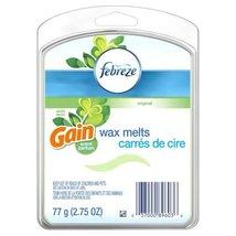 Febreze Wax Melts Gain Original Air Freshener (... - $8.47
