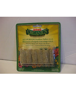 Jobes Organics Fertilizer Spikes All Purpose 4-4-4 - $3.75